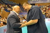 Волейбол - Министър Красен Кралев награди националите ни от Баку - 10.07.2015