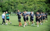 Футбол - ПФК Литекс - тренировка - 12.07.2015