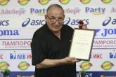 Футбол - Димитър Пенев на 70 години -