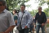 Футбол - приятели уважиха годишнината на Димитър Пенев - 15.07.2015