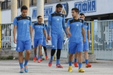 Футбол - тренировъчно занимание на ПФК Левски - 20.07.2015