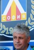 Футбол - пресконференция на Стойчо Стоев - 24.07.2015