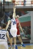 Баскетбол - ЕП мъже У16 - България  -  Шотландия - 06.08.2015