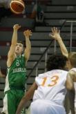 Баскетбол - ЕП мъже У16 - Холандия  - Ирландия - 08.08.2015