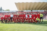 Football - presentation of the team of CSKA for season 2015/2016 - 09/08/2015