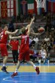 Баскетбол - ЕП мъже У16 - България - Дания - 08.08.2015