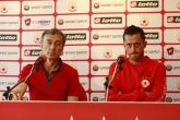 Футбол - пресконференция на Христо Янев преди мача със Септември София - 14.08.2015