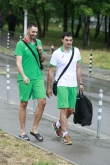 Волейбол - тренировка на националния отбор на България - 20.08.2015