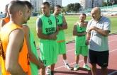 Баскетбол - първа тренировка на БК Берое - 26.08.2015