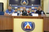 Футбол - пресконференция за разпродажба на билетите за мача с Юргорден - 27.08.2015