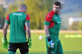 ФУТБОЛ - ЕВРО 2016 - тренировка на България - Правец - 31.08.15