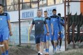 Футбол - тренировъчно занимание на ПФК Левски - 01.09.2015