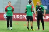 ФУТБОЛ - ЕВРО 2016 - Пресконференция и тренировка на България - 02.09.2015