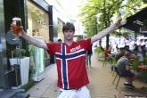 Футбол - Фенове на Норвегия - 03.09.2015