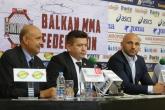 ММА - пресконференция на Балканска ММА федерация - 04.09.2015