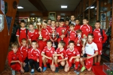 Футбол - ЦСКА - 67г. от първата купа показана на деца 2004г които даряват своите купи на музея - 09.09.2015