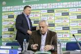 Футбол - Пресконференция на БФС за ситуацията в ЦСКА   - 14.09.2015