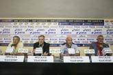 Спорт - пресконференция - на фондация