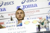 Футбол - награждаване на Антон Карачанаков  - играч на 9 ти кръг - 24.09.2015