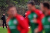 ФУТБОЛ - ЕВРО 2016 - Пресконференция и тренировка на България - Правец - 05.10.15