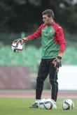 Футбол - Евро 2017 - U21 - Тренировка преди мача с Армения