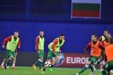 ФУТБОЛ - ЕВРО 2016 - Официална тренировка преди мача с Хърватия - стадион Максимир - 09.10.15