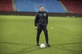 Футбол - Евро 2017 - U21 - Тренировка преди мача Дания vs. България 12.10.2015