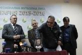 Футбол - теглене жребий 1/4 финал - Купа България 2015/2016 - 03.11.2015