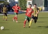 Футбол - контролна среща - Национален отбор U21 - ПФК Ботев ПД - 12.11.2015