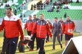 Футбол - контролна среща - ПФК Лудогорец - ПФК Цървена Звезда - 14.11.2015