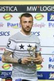 Футбол - награждаване на играч на 16 ти кръг - Мартин Тошев - 24.11.2015