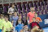 Тенис - Григор Димитров открит урок с деца - 28.11.2015