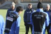 Футбол - тренировъчно занимание на ПФК Левски - 30.01.2015