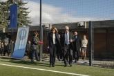 Спорт - откриха нов спортен терен в НСА - 03.12.2015