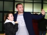 Бокс - Кубрат Пулев се завърна в България - 06.12.2015