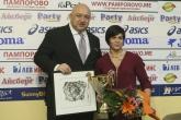 Борба - награждаване на най - добрите треньори и спортисти за 2015 - 07.12.2015