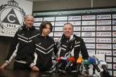 Футбол - пресконференция на Александър Тарханов / Славия / - 11.06.2015