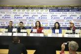 Шорттрек - пресконференция за Световното първенство в София - 13.01.2016