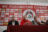 Football - Press conference and first training session of FC Lokomotiv SF - 01/16/2016