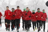Футбол - Пресконференция и първа тренировка на ФК Локомотив СФ - 16.01.2016