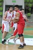 Баскетбол - Лукойл Академик VS Анверп Джайантс  19.01.2016