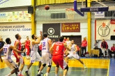 Баскетбол - НБЛ - БК Спартак Пл - БК Лукойл Академик - 06.02.2016