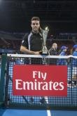 ATP 250 - Церемония по награждаването - Гаранти Коза София Оупън 2016 - 07.02.2016