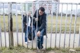 Футбол - Ивелин Попов дарява футболни топки на школи