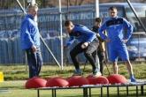 Футбол - тренировъчно занимание на ПФК Левски -  15.02.2016