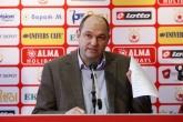 Футбол - пресконференция - Александър Тодоров ПФК ЦСКА - 18.02.2016