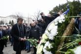 Футбол - ПФК Левски поднесе цветя пред паметника на Васил Левски - 19.02.2016