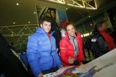 Спорт - младежките ни олимпийци се прибраха от Лилехамер - 22.02.2016
