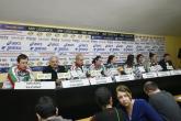 Бадминтон - пресконференция след успеха в Русия - 23.02.2016