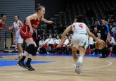 Баскетбол - Жени - България - Русия - 24.02.2016